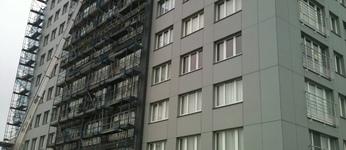S.Y. RAINBOW CVOA - KORTRIJK -PVC